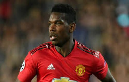 Paul Pogba Setia Bela Man United